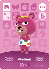 Amiibo 132 Vladimir