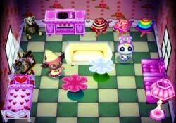 Chrissy house