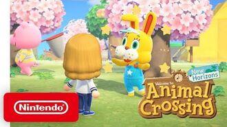 Animal Crossing- New Horizons - Bunny Day Event - Nintendo Switch
