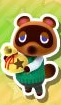 Badge Tom Nook