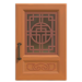 NH-House Customization-imperial door (square)