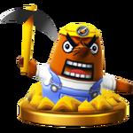 Trofeo de Rese T. Ado (Wii U)