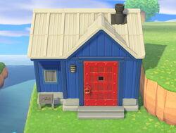 Stinky house New Horizons
