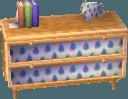 Rain alpine dresser