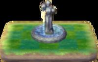 S58 Statue Fountain