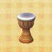 Djimbe-drum