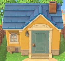 Mistigri house acnh