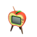 NH-Furniture-Juicy-apple TV (red apple)