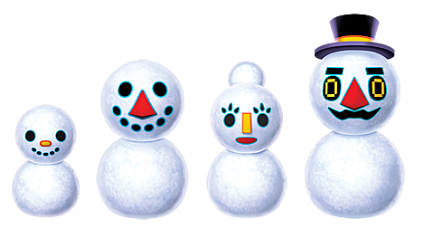 Snowman | Animal Crossing Wiki | FANDOM powered by Wikia