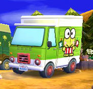 Toby mobile home exterior