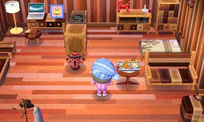 Lovely The Modern Wood Series (ミックスウッドシリーズ, Mikkusu Uddo Shirīzu, Mixed Wood) Is A  Series Of Furniture In The Animal Crossing Series.