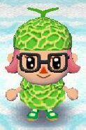 Melon look
