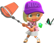 Animal-Crossing-New-Horizons Characters-Netting