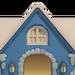 NH-House Customization-blue cobblestone exterior