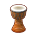 PC-FurnitureIcon-djimbe drum