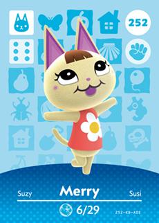 Merry Animal Crossing Wiki Fandom