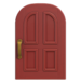 NH-House Customization-red common door (round)