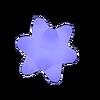 NH-Virgo star fragment