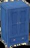 Blue cabinet NL