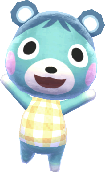 Cookie animal crossing wiki fandom powered by wikia bluebear animal crossing new leaf gumiabroncs Image collections