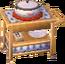 Rain alpine kitchen cart