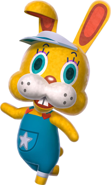 Zipper T. Bunny | Animal Crossing Wiki | Fandom