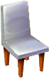 Common chair white NL