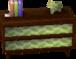 Leaf alpine dresser