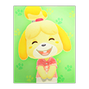 NH Isabelle Poster