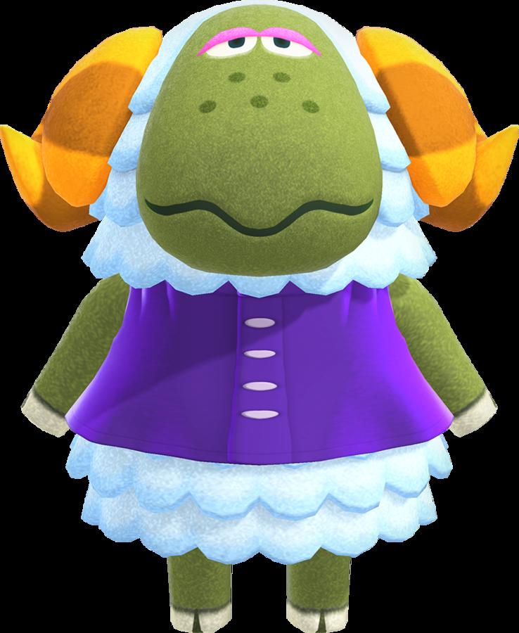 Cashmere | Animal Crossing Wiki | Fandom