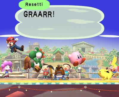 Resetti | Animal Crossing Wiki | FANDOM powered by Wikia