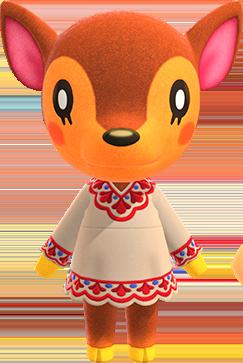 Les habitants et leur personnalité dans Animal Crossing New Horizons