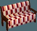 Modern alpine sofa