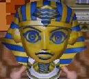 Máscara Egipcia