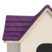 NH-House Customization-purple tile roof (3rd House Upgrade)