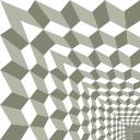 Flooring illusion floor