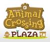Plaza Animal Crossing Logo