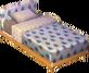 Rain alpine bed