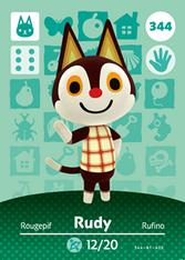 Amiibo 344 Rudy