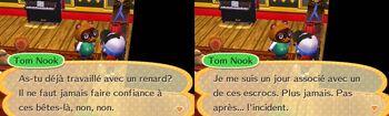 Tom nook rounard