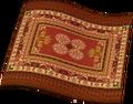 Exotic rug