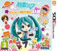 Project mirai dx europe version boxing