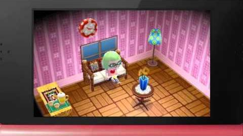 Animal Crossing Trailer at Nintendo 3DS Conference 2011