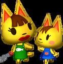 Catiana y Cati (Espíritu)