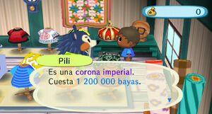 Corona Imperial Wii