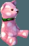 Papa bear pink marble