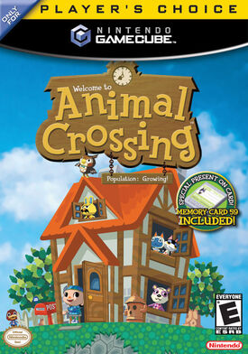 Animal Crossing Población ¡en aumento! (Portada)