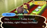 Mott Birthday