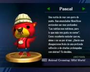 Trofeo de Pascal en SSBB