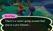Broffina's Mayor Rumor (Pro Listener)